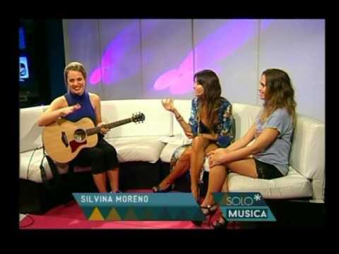 Silvina Moreno video Entrevista  - Estudio CM 2016