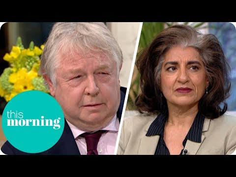 Is It Ok to Break the Law to Save the Planet? | This Morning