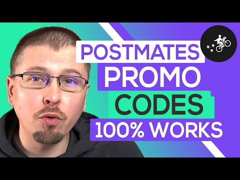 💰 Postmates Promo Code 2021 Discount Coupon (100% Works) 🍔