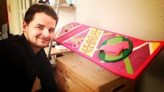 Unboxing Hoverboard
