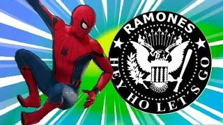 Spider-man Song- Blitzkrieg Bop