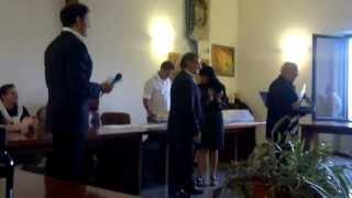 preview picture of video 'IL GRANDE REGISTA MAURIZIO LIVERANI PREMIO SCRAPANTE NAZIONALE 2013 MARTA (VT) 28/09/2013'