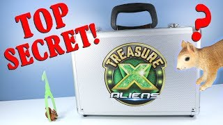 Treasure X Aliens Hunters Unboxing Moose Toys