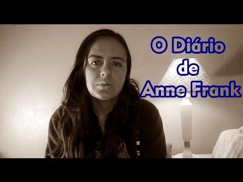 O Diário de Anne Frank-5 coisas que aprendi I Suh Livreira