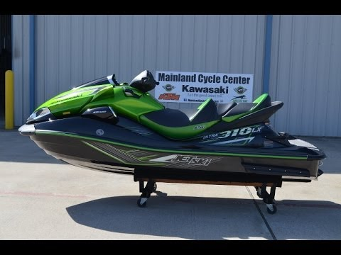 Review: $17,999 2014 Kawasaki Ultra 310 LX  With Stereo System