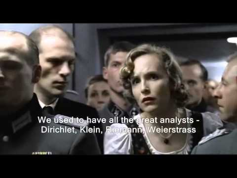Hitler Learns Complex Analysis