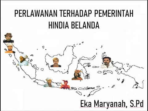 Perang yang terjadi di Saparua, Padri, Diponegoro, Aceh, Sisingamaraja, Banjar dan Jagaraga