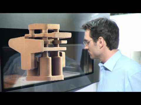 EOS 3D printer - Metal Parts