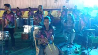 Lalbaug Beats at Vasai Haldi Performance Part - 1