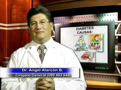 Diabetes tratada con dieta