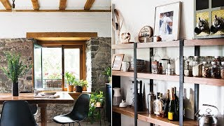 Makeover: A Historical Loft Becomes A Breathtaking Boho Space