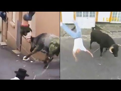 Lidi vs. býk - Ozzy Man