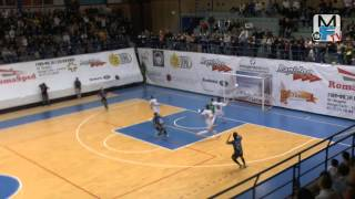 preview picture of video 'Rapidoo Latina - Kaos Futsal highlights'