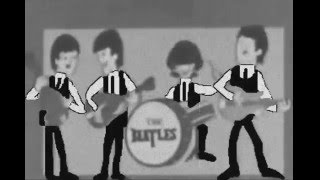 Beatles Cartoon - Some Other Guy