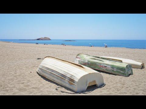 Playa los Barquicos Cocones de Carboneras desde Almería