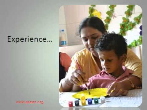 The Spastics Society of Tamilnadu video cover1
