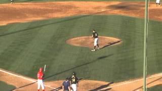 March 16,2012 Arcadia vs Saguaro at ASU Packard Stadium Semi Finals cleats Classic