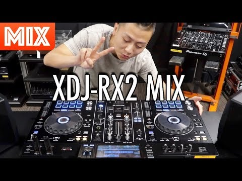 DJ Ravine's XDJ-RX2 Mix from Pioneer DJ Japan