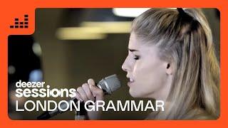 London Grammar  Deezer Session