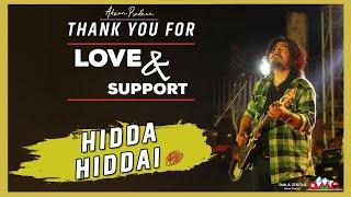 Adrian Pradhan - Hidda Hiddai