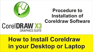 How to Crack & Activate Corel Draw X5 for life time (Updated