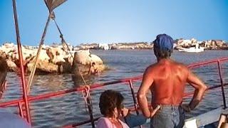 preview picture of video 'Djerba - Houmt Souk - Bootsausflug zur Flamingoinsel - Piratenfahrt'
