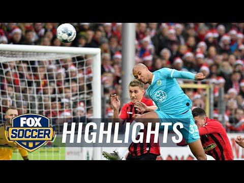 SC Freiburg vs. VfL Wolfsburg | 2019 Bundesliga Highlights