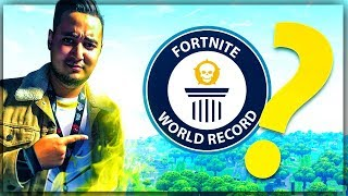 PROCHE DU WORLD RECORD EN 50 VS 50 !!! ► FORTNITE