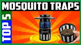 Top 5 Best Mosquito Traps in 2020 – Reviews