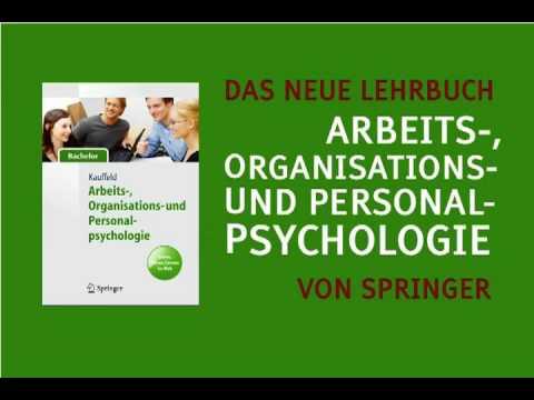 Arbeits- und Organisationspsychologie -- das kostenlose Hörbuch