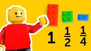 Basic Math With Legos: Addition, Subtraction, Fun Math Games