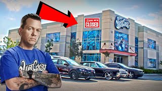 Inside West Coast Customs Officially ENDED After This Happened... LAWSUITS AND UNDERPAID EMPLOYEES?