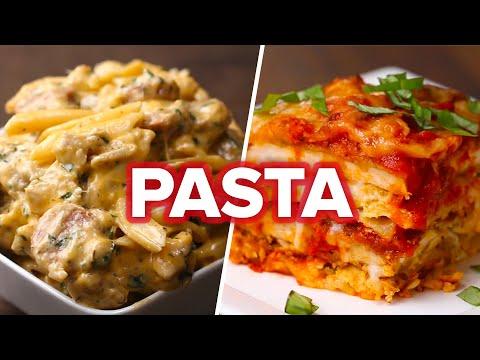 Top 5 Pasta Recipes