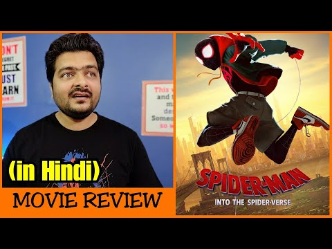 Spider-Man: Into the Spider-Verse – Movie Review | English & Hindi Version Comparison