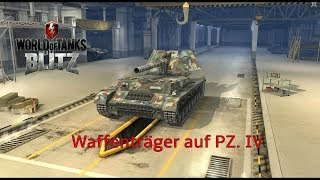 Waffenträger Auf Pz. IV - World Of Tanks Blitz