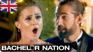 Alicia Rages After Alex Kisses Charlotte! | The Bachelor UK