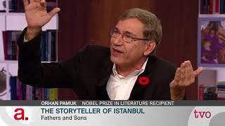 The Storyteller of Istanbul
