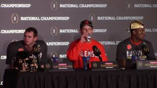TigerNet.com - Dabo Swinney postgame press conference after winning National Championship