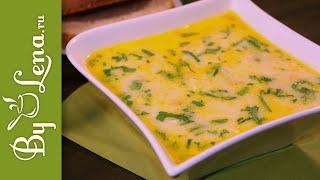 Куриный суп - необычный рецепт куриного супа по гречески!