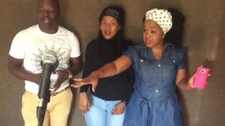 Winnie Mashaba on a composition level!  Ke tla botša Messiyah