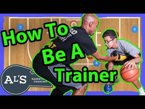 How To Become a Basketball Trainer - YouTube
