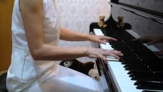 Video 久石譲「もののけ姫」ピアノ版J.Hisaishi