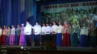 268  Ансамбль Хопёрская вольница г  Балашов   Ой, Россия