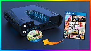 GTA 6 Holiday 2020 Release Date...NEW Playstation 5 Details Revealed & First Look PS5 Console!