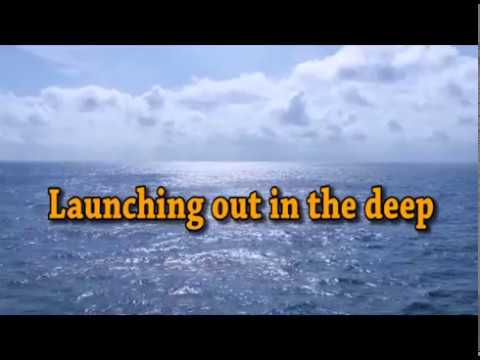 Agape Love LAUNCHING INTO THE DEEP