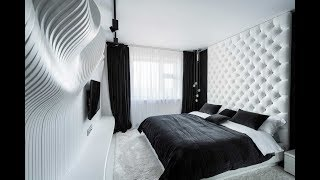 Black And White Bedrooms That Know How To Stand Out