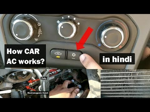 Car Air Conditioning Parts - Car AC Parts Latest Price