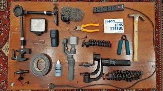 NOSSOS ACESSÓRIOS DE VÍDEO - Pulta Take Tools Parte 2