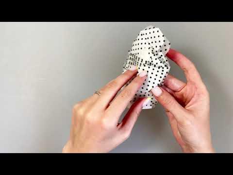 «Био-магнитная терапия» тканевая маска для омоложения кожи  Серия «Домашний салон красоты» MeiTan
