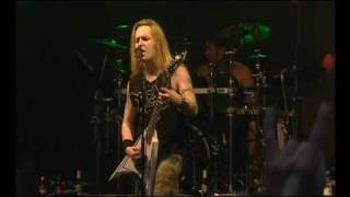 Children Of Bodom Trashed Lost & Strungout Downfall live at Tuska